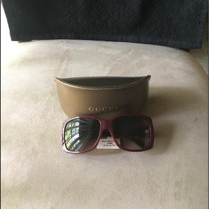 NWT AUTHENTIC GUCCI 🌞🕶 MADE YOU N 🇮🇹